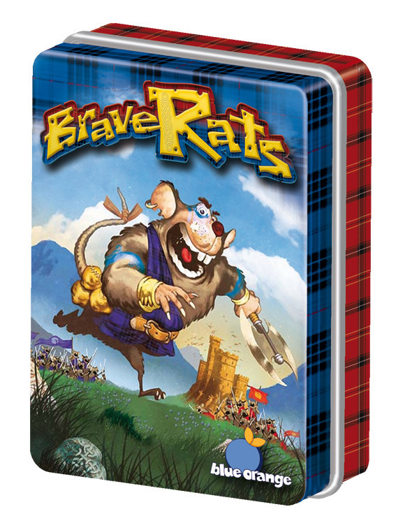 Blue Orange - Joc Brave Rats -