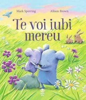 Mark Sperring, Alison Brown - Te voi iubi mereu -