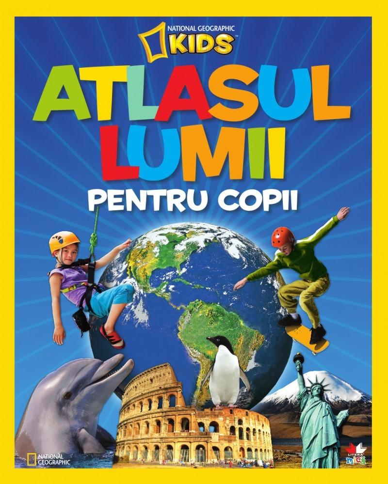 - Atlasul lumii pentru copii -