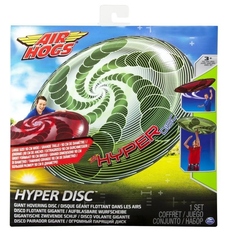 Spin Master - Disc zburator gigant Air Hogs Dot Swirl, 90 cm -