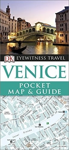 Dk Eyewitness Pocket Map And Guide: Venice