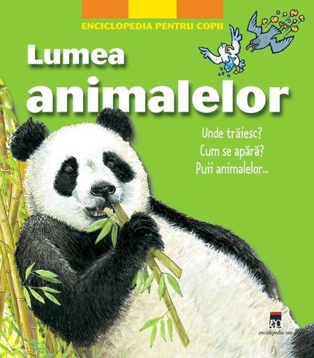 Larousse - Lumea animalelor -