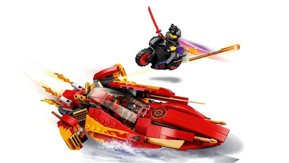 LEGO - LEGO Ninjago, Katana V11 70638 -