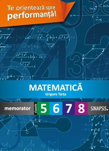 MEMORATOR MATEMATICA 5 8 EPUB