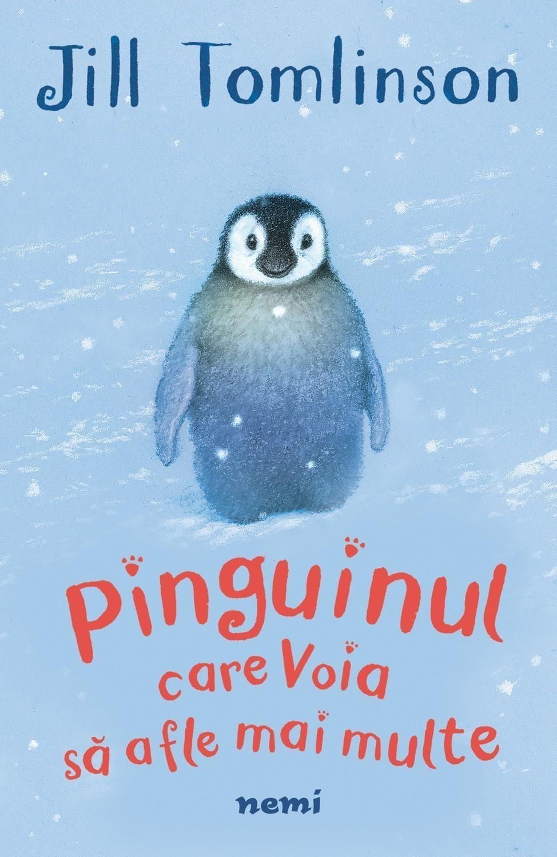 Jill Tomlinson - Pinguinul care voia sa afle mai multe -