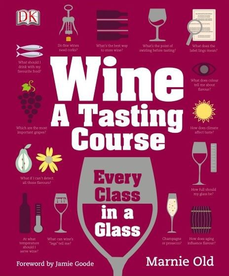 Wine A Tasting Course - English Version