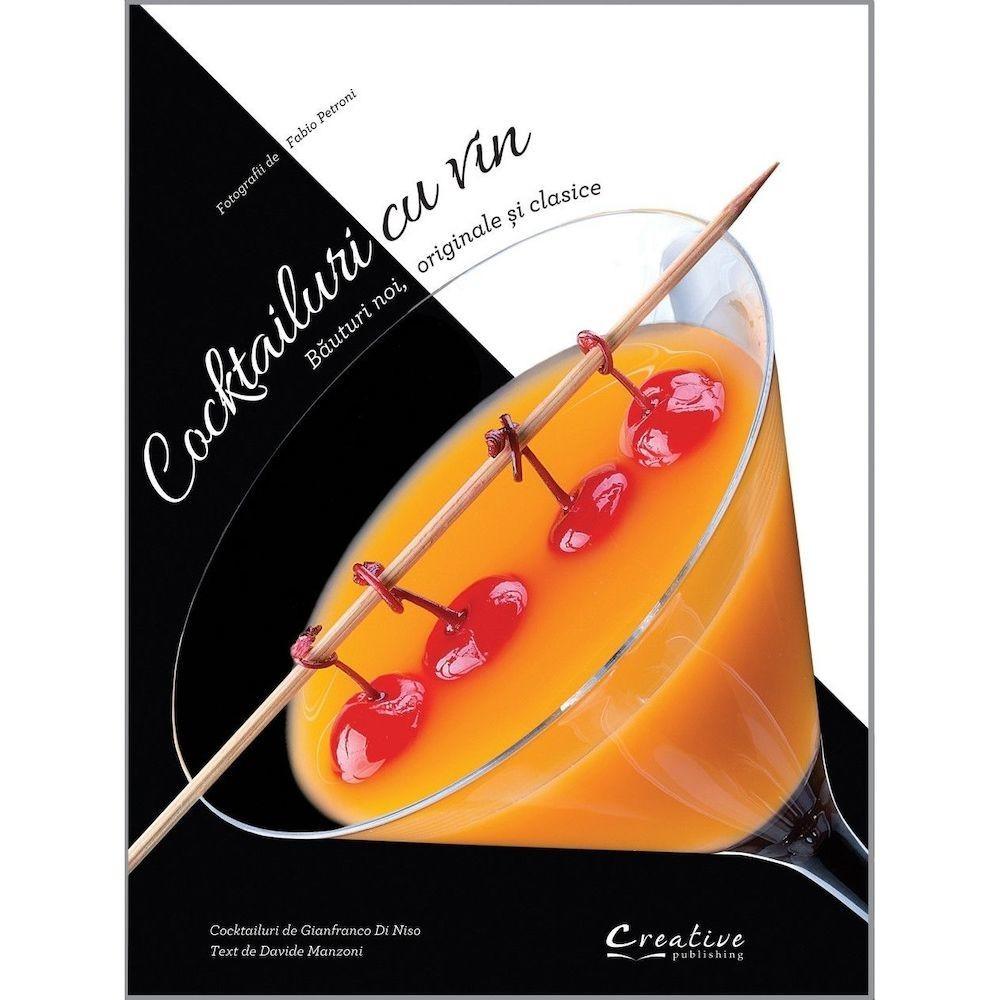 Gianfranco Di Niso - Cocktailuri cu vin -
