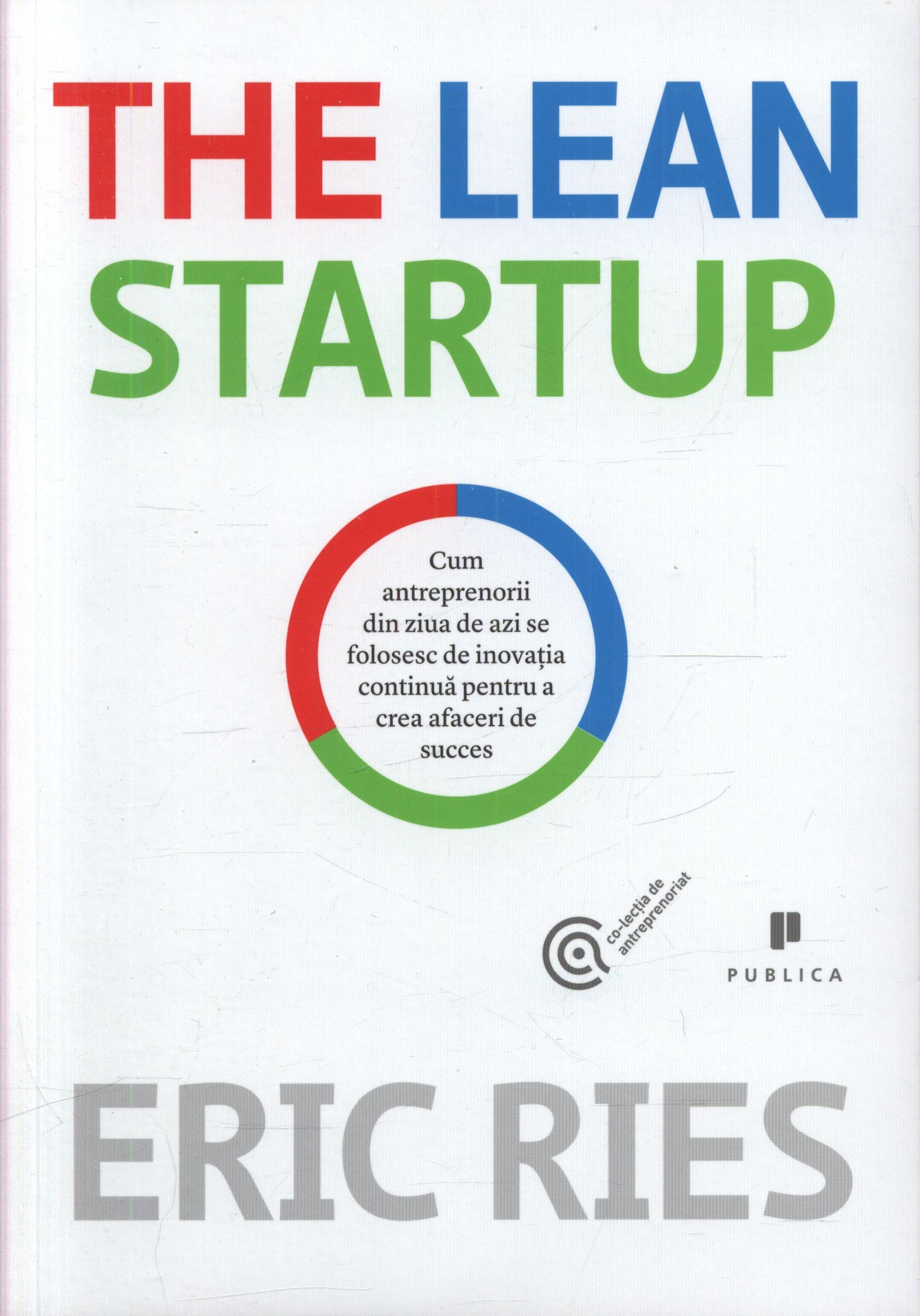 Eric Ries - The Lean Startup -