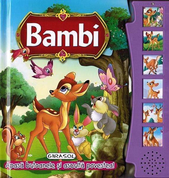 - Citeste si asculta - Bambi -