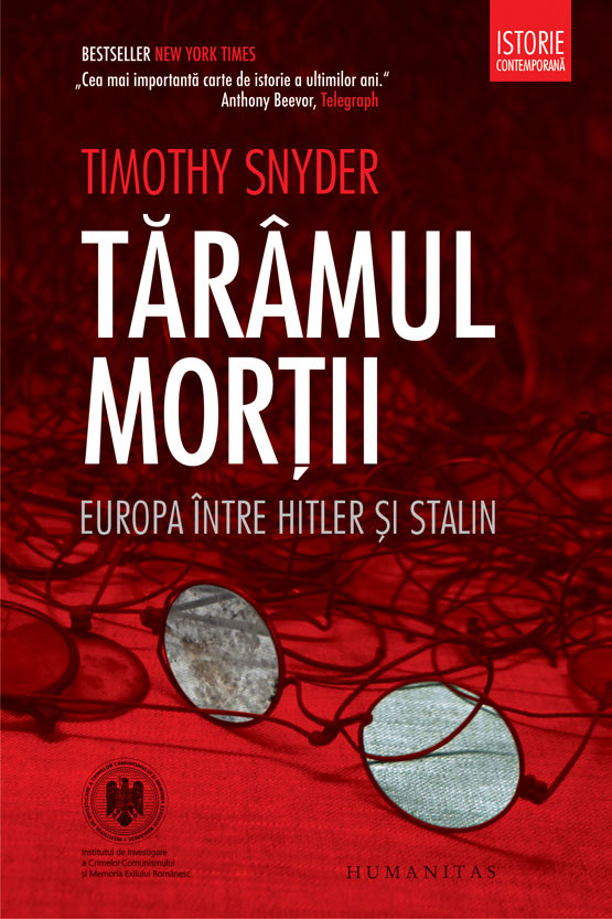 Timothy Snyder - Taramul mortii. Europa intre Hitler si Stalin -