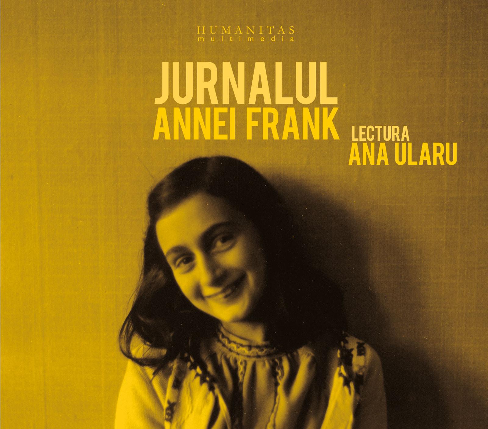 Anne Frank - Jurnalul Annei Frank -