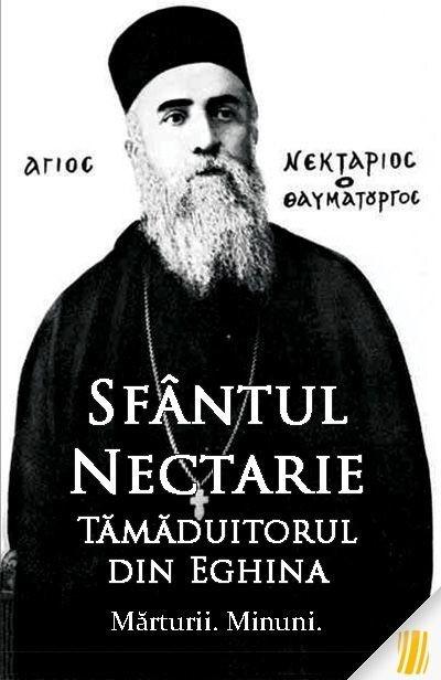 Sfantul Nectarie Tamaduitorul din Eghina