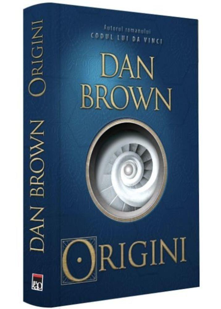 Dan Brown - Origini -