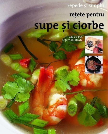 - Retete pentru supe si ciorbe -