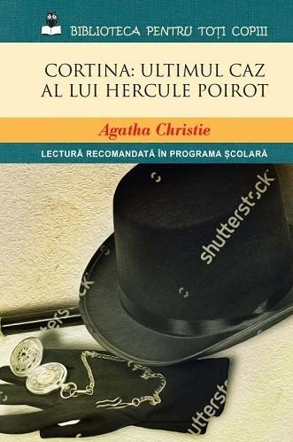 Agatha Christie - Cortina. Ultimul caz al lui Poirot -