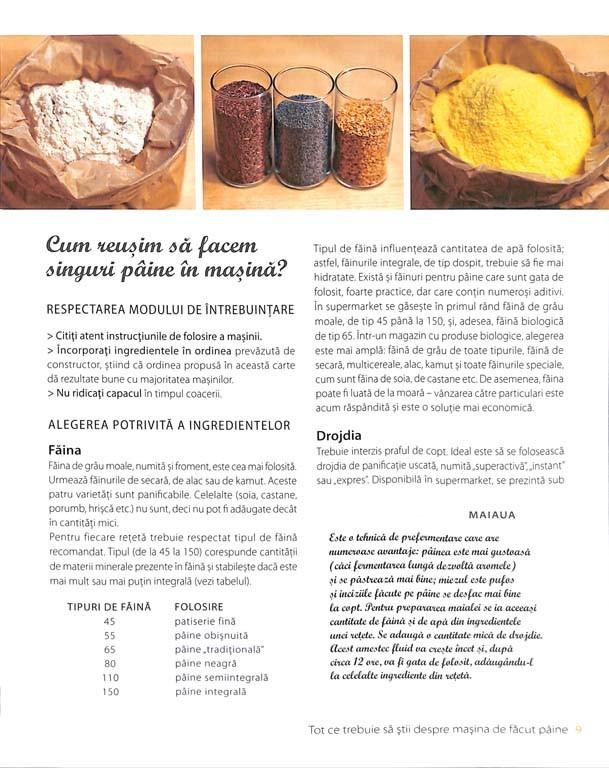 Cecile Decaux - Atelierul de paine. Cum sa iti faci painea acasa -