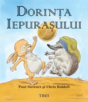 Paul Stewart - Dorinta iepurasului -