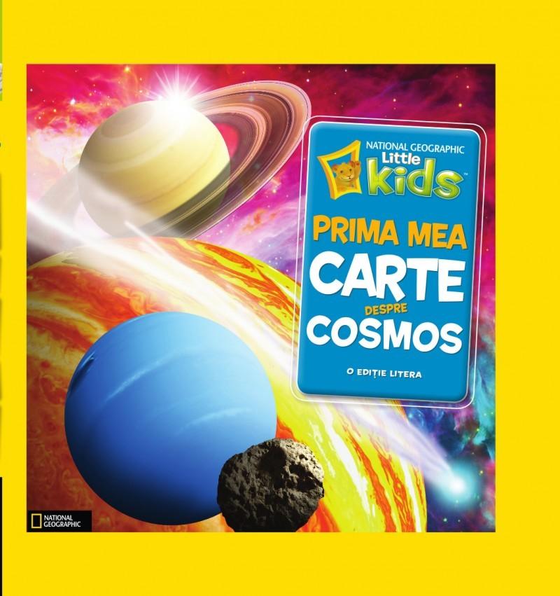 Catherine D. Hughes - Prima mea carte despre cosmos -