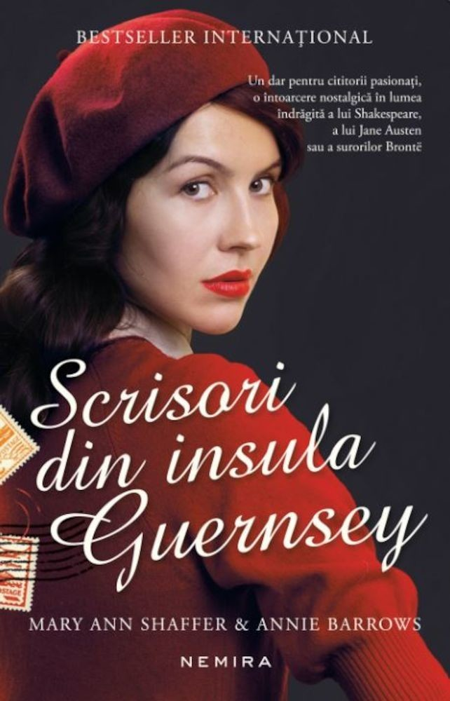 Annie Barrows - Scrisori din Guernsay -