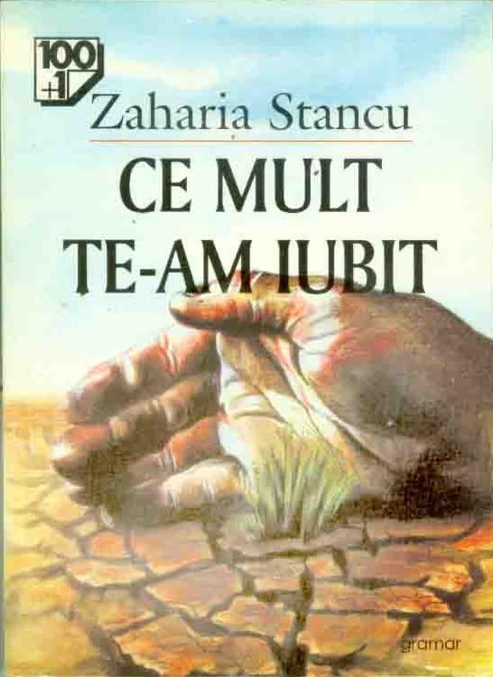 Zaharia Stancu - Ce mult te-am iubit -