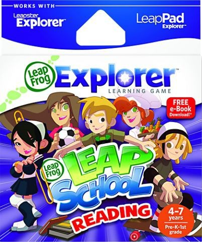LeapFrog - Soft educational LeapPad - Citirea -