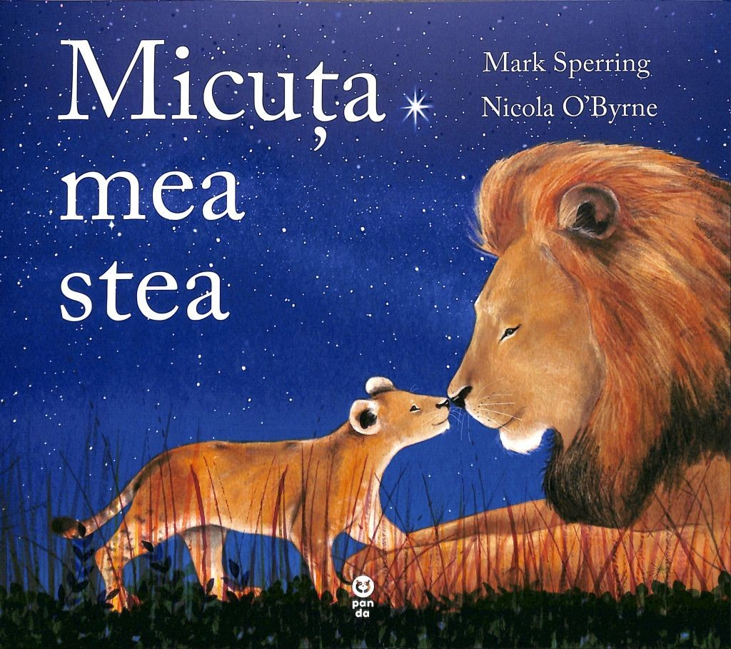 Mark Sperring, Nicola O'Byrne - Micuta mea stea -