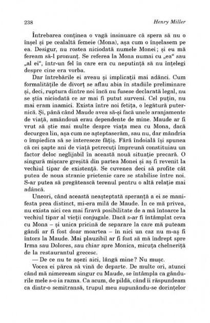 Henry Miller - Sexus -