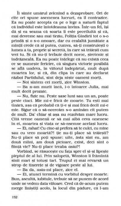 George Orwell - O mie noua sute optzeci si patru (Top 10+) -