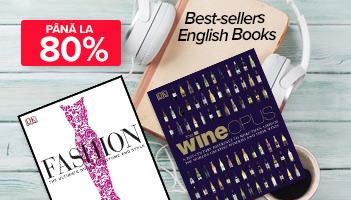 Cărți în limba engleză